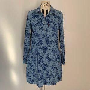 Levi's denim dress